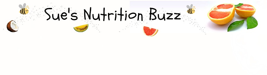 Sue's Nutrition Buzz
